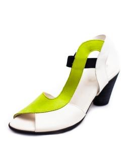 Chaussures Arche vertes et blanches T.41